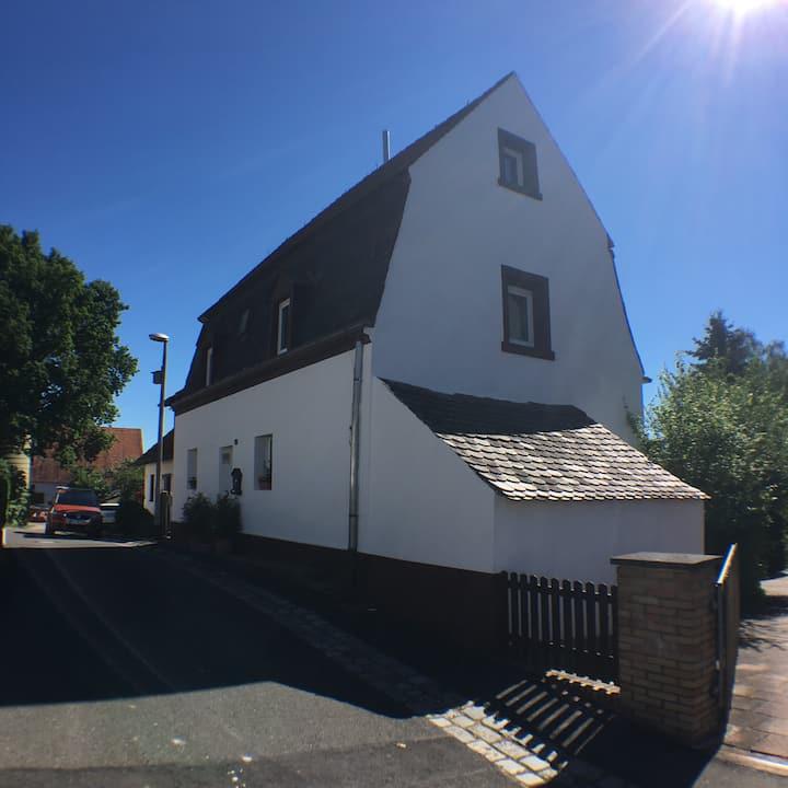 Gästezimmer im Haus am Regnitzgrund Nürnberg-Fürth