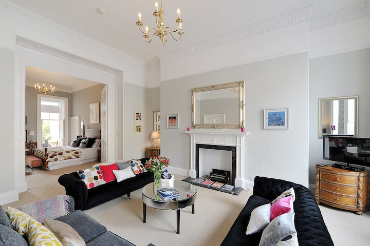 Great Pulteney St - The Artpad.. Spacious & Calm