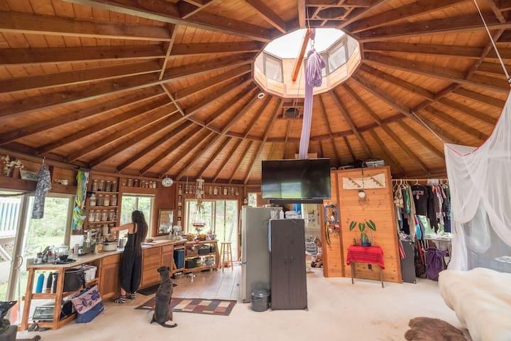 Hawaiian Round House