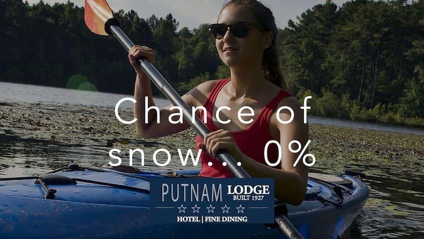 Putnam Lodge - #19+21 The Bridal Suite