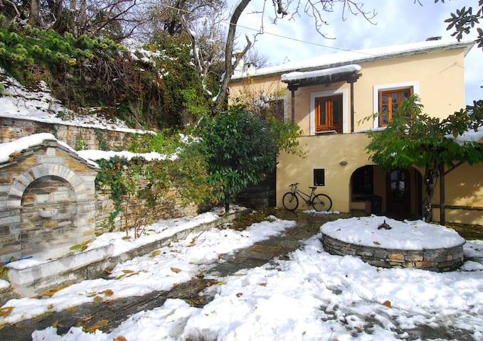 Portaria traditional village house