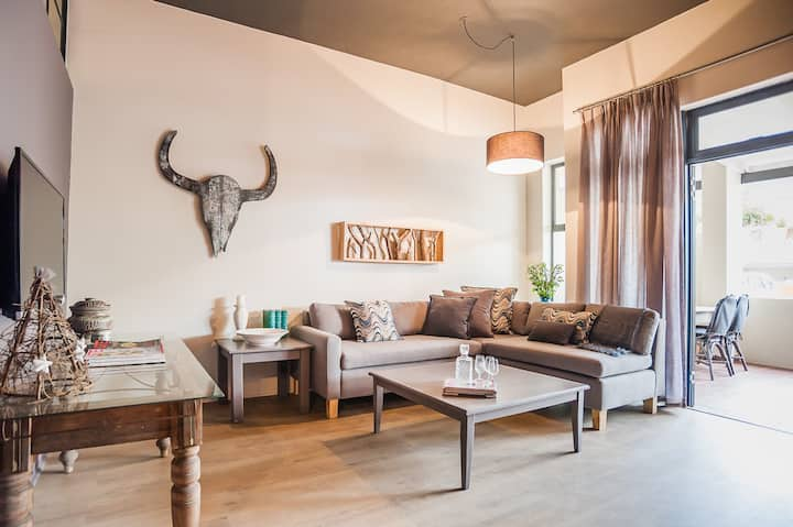 Knysna trendy, private, affordable apartment