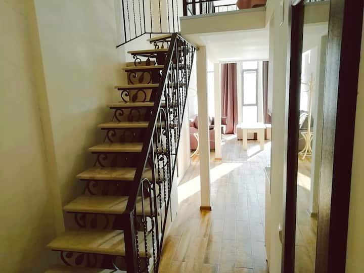 Batumi Orbi Residence Spacious