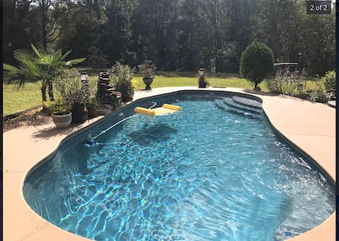 Country Ranch Retreat Entire House Pool RV Parking