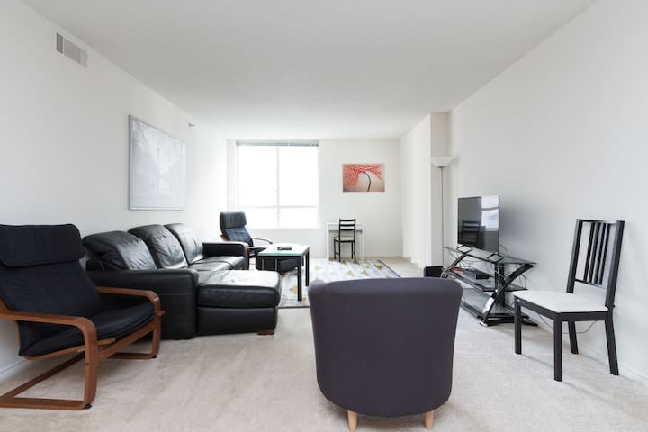 Long Term By Ballston Metro,  2nd Bedroom