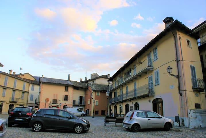 Casa in centro storico. - Varallo - Apartamento