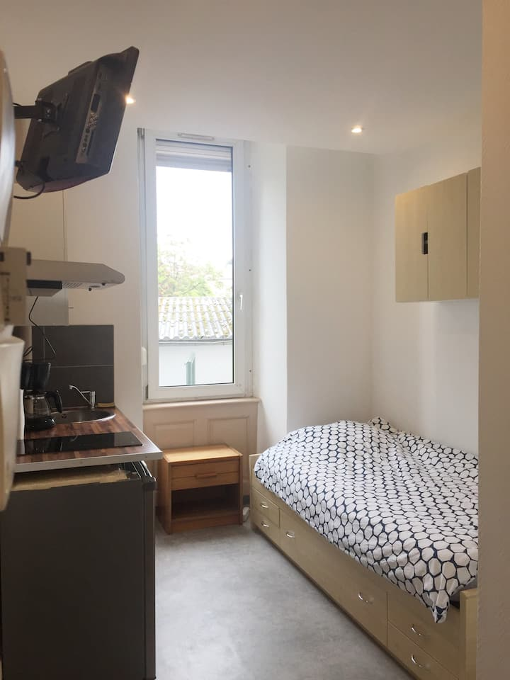 Studio cosy complet mulhouse Ouest