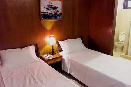 Palau Island Garden Hotel-Twin bed & breakfast1 - Koror - Bed & Breakfast