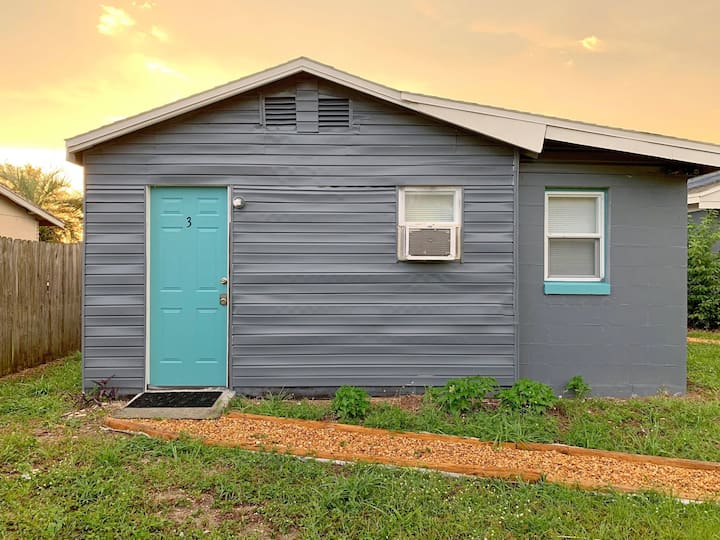 ❉Relaxing Tiny Home w/ Cooking Facilities~Orlando♥