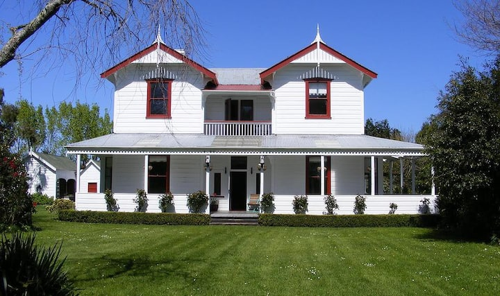 Fordell Homestead B&B - peaceful & relaxing