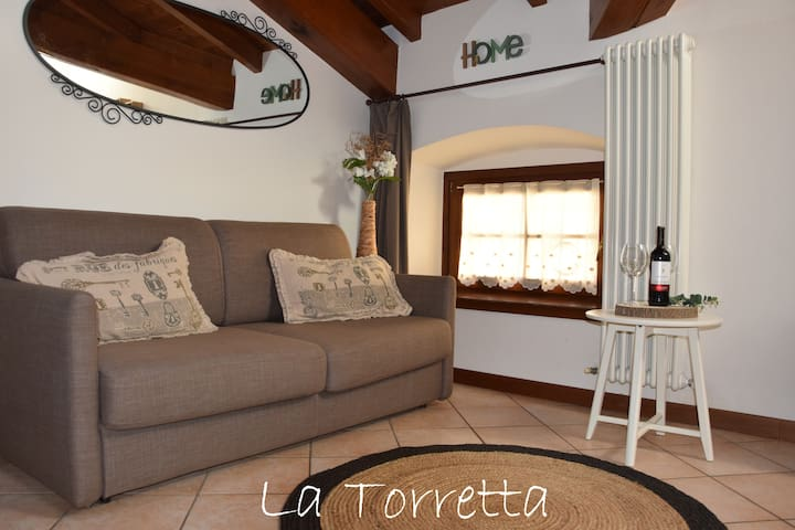 La Torretta Apartment -historical centre