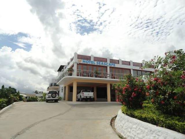 Wailoaloa Seascape Hotel Nadi