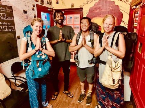 krishnamacharyaa yoga Stay