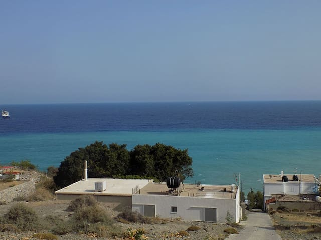 Appartment by the sea (2/4) - Mires - Apartment