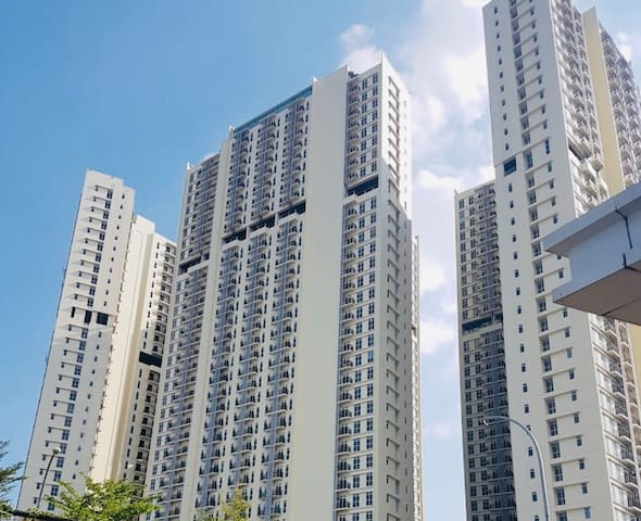 Puri Orchard Apartement