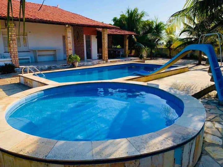 Casa de Praia Luis Correia