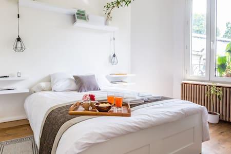 Cosy room, Chambre idéal proche de Paris / CDG - Hus