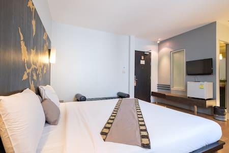 Deluxe Double @ Swana BKK hotel - Bangkok - Apartment
