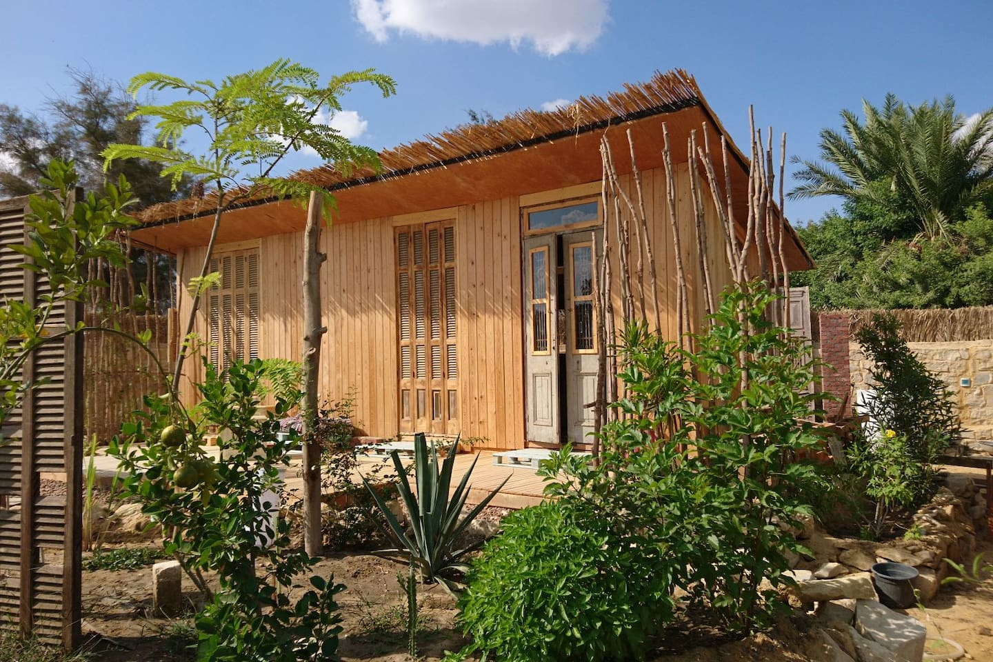 Barefoot in Tunis - The Tiny House