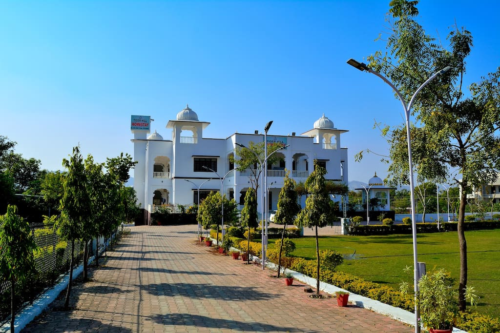 Tiger Hill Homestay - Gold Category Homestay at Udaipur.