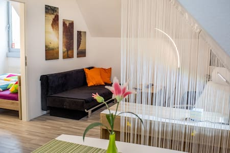 Central modern Apartment near City Center & Wasen - Stuttgart - Huoneisto
