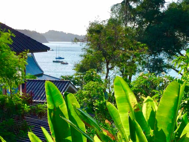 OPEN NOW Private AoYon Beach, Thai Woodcraft House