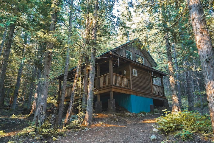 Logden Lodge - Cottonwood Cabin