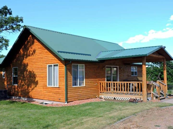 Secluded Sturgis Rental!