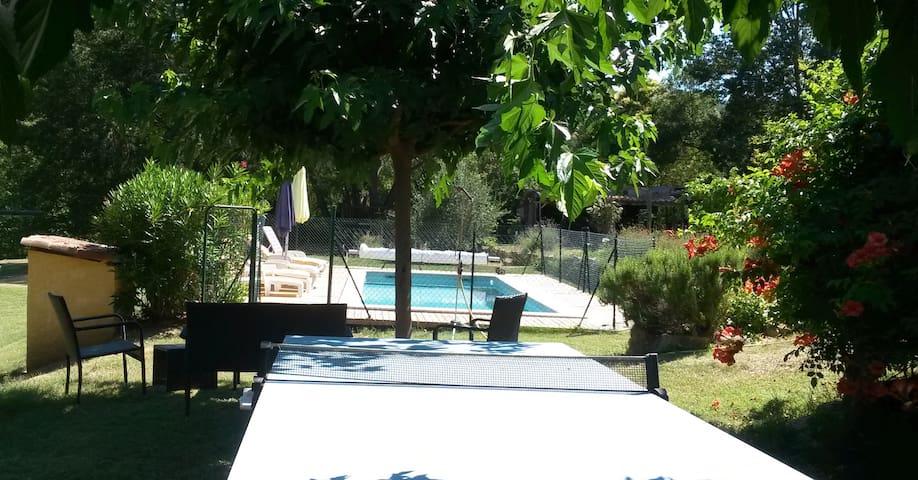 Villa avec piscine - Salernes