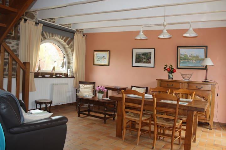 Gîte de Kerjoa à 1 km de Pont-Aven - Riec-sur-Bélon - Vacation home