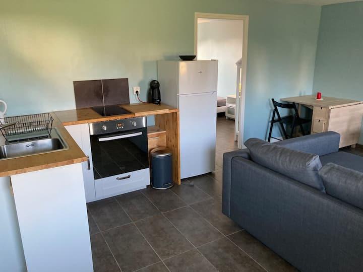 Appartement au calme proche du port de Portsall