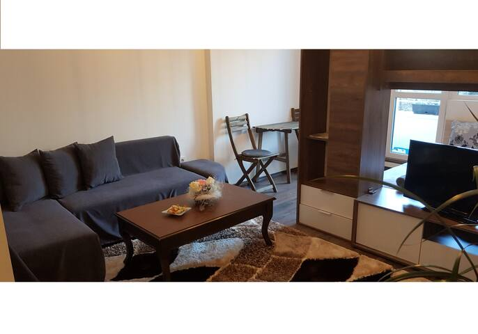 Alpha - Luxury Apartment Sofia