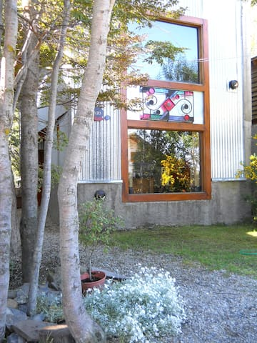 Habitación privada en Casa-Taller Barrio Ecológico