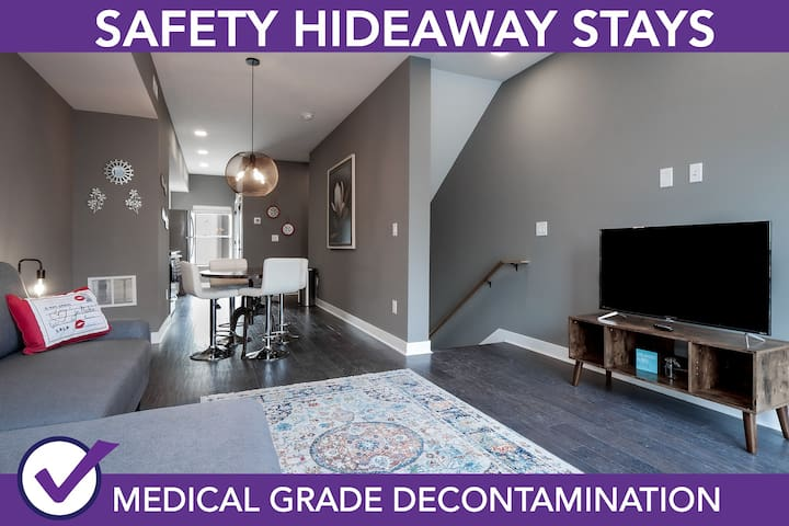Safety Hideaway - Medical Grade Clean Home 67
