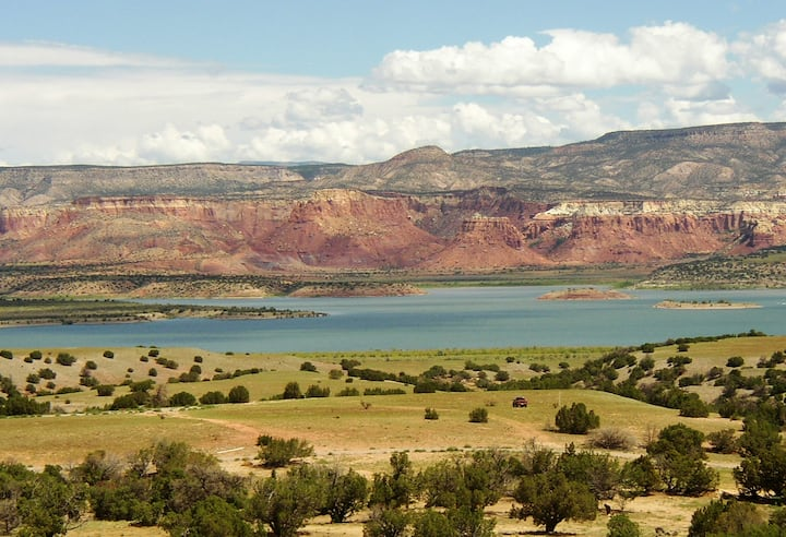 Amazing 360* Views of Abiquiu Lake &  Ghost Ranch