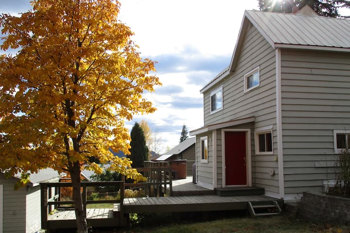 The Avalon - Valley View in Upper Rossland