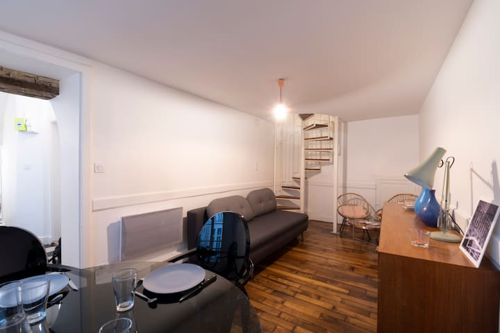 LE PARVIS - Beautiful Duplex Centre