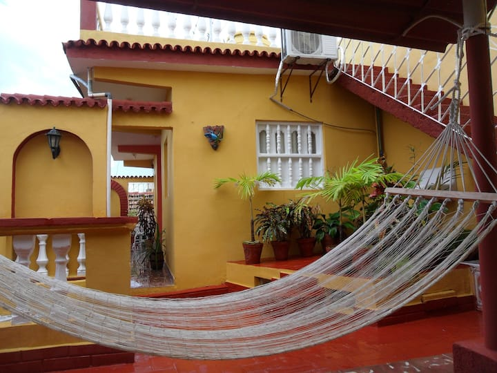 Hostal Sinaí, Trinidad, Cuba, Room 1