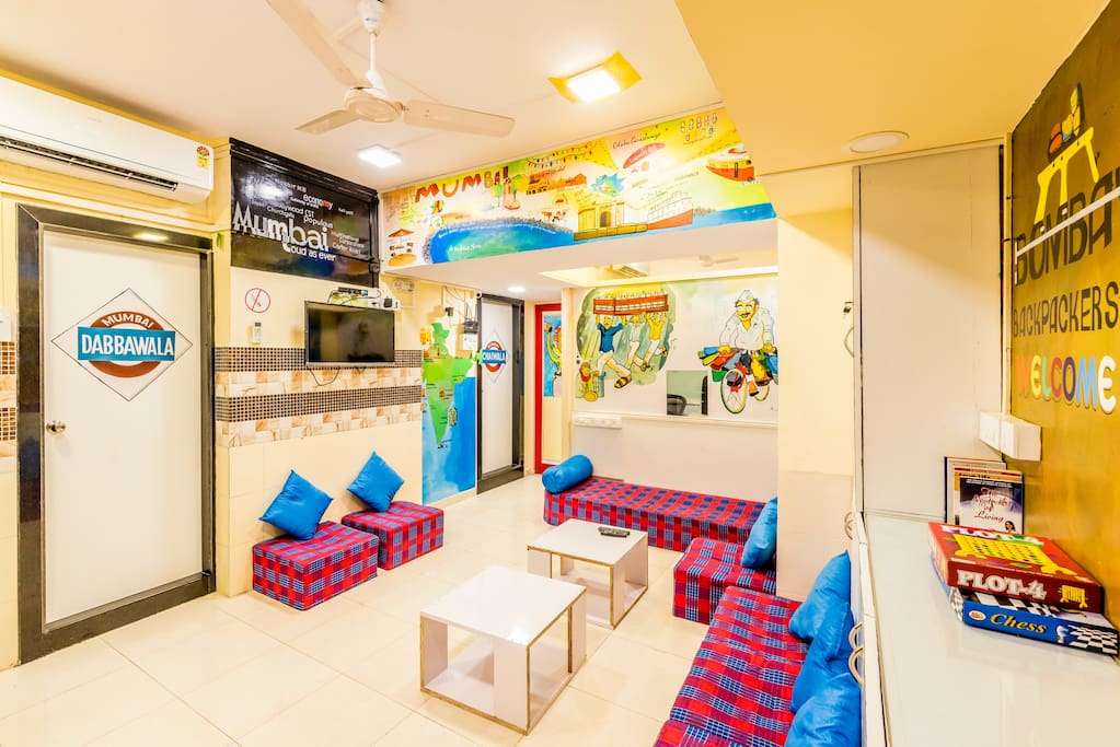 Airport Hostel By Bombay Backpackers Hostels For Rent In