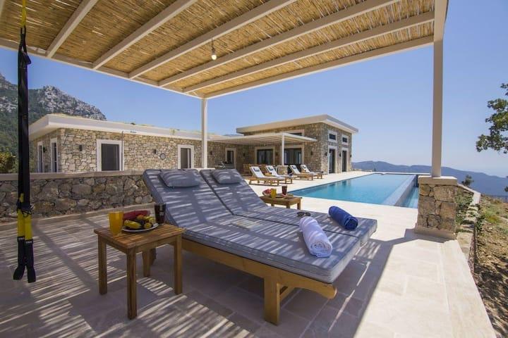 Haus Alinca - Luxus und Natur pur