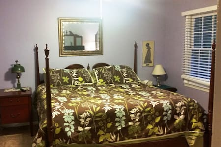 Large Room with King bed, WiFi,  gr8 deal - 日耳曼敦(Germantown)