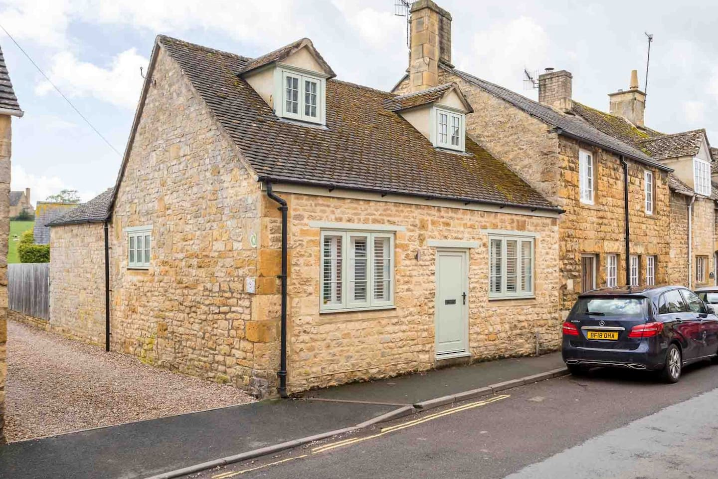 The stunning Brook Cottage in Chipping Campden