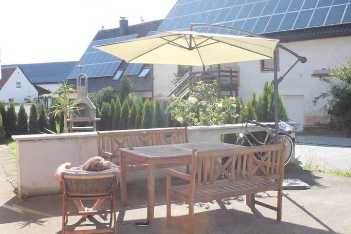 Ferienwohnung Haus Kopriva - Offingen - Apartmen
