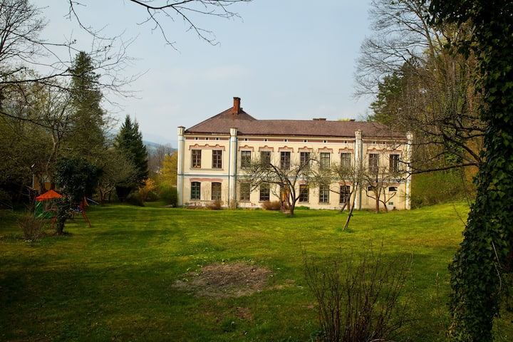 Sisi Schloss Rudolfsvilla Quintett- 20 Gäste