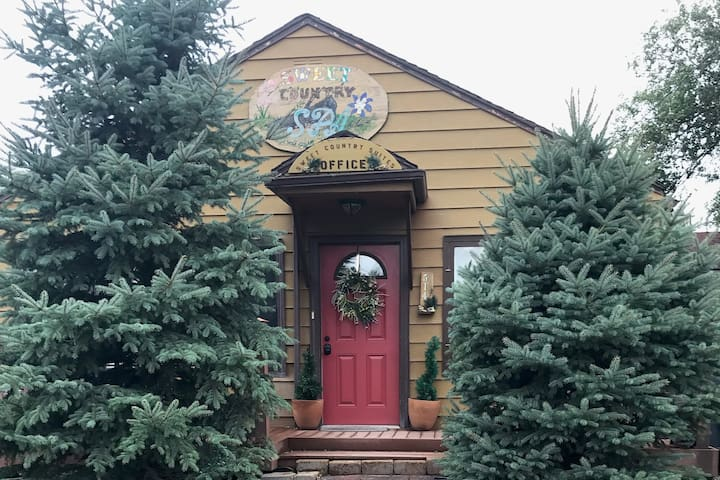 Sweet Country Suites and Spa