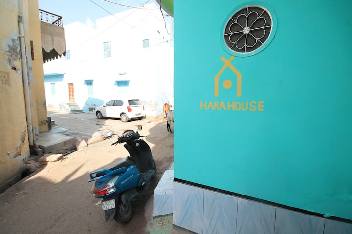 Zero Waste Guesthouse & Organic Cafe