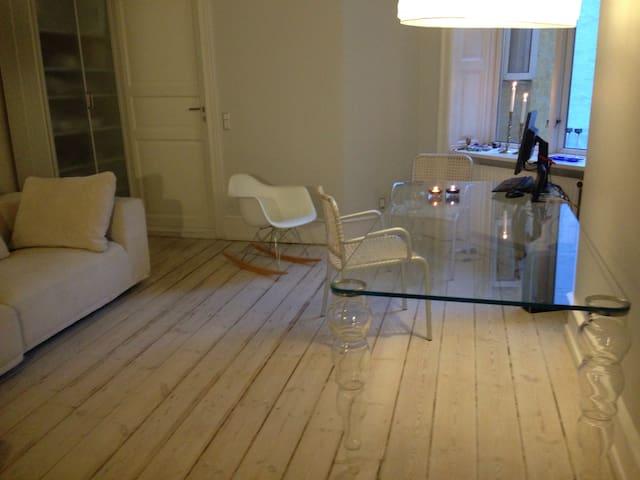 Copenhagen center, outhentic Vesterbro. - Copenhagen  - Appartement