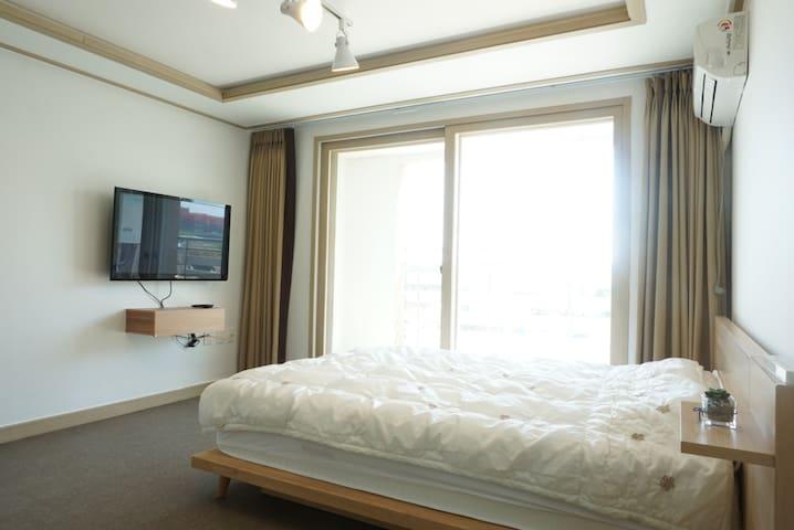 JUN's house - Joyang-dong, Sokcho-si - Lägenhet