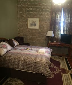 Historic Property Room # 7 - Belle Chasse - Szoba reggelivel