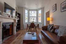 Bright quiet treasure in heart of Fulham